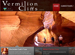 Vermilion Cliffs Tours